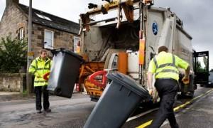 waste remova;