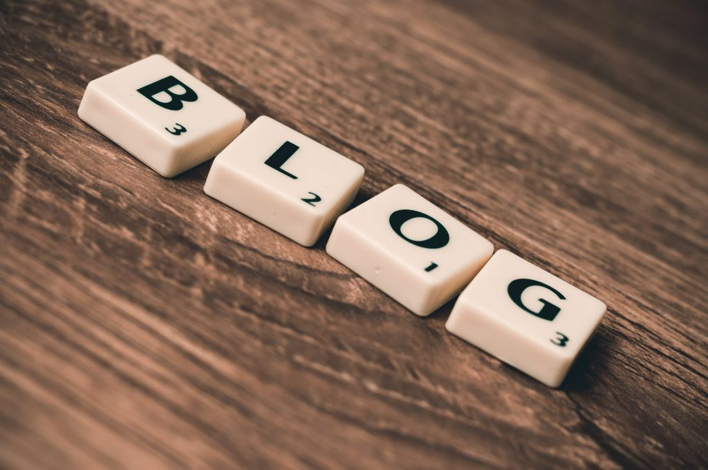 how blogging helps digital journey
